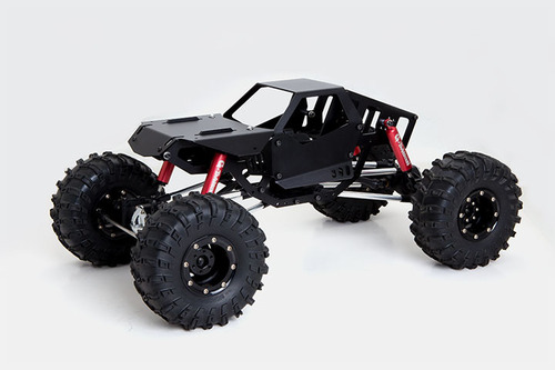 Stealth V2 Rock Crawling Chassis for R1 Rock Buggy
